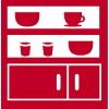 カップボード/食器棚